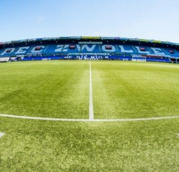 Merchandise PEC Zwolle klaar voor feestdagen