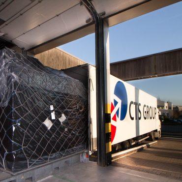 Nieuw bij CTS: rollerbed laaddock en trailers