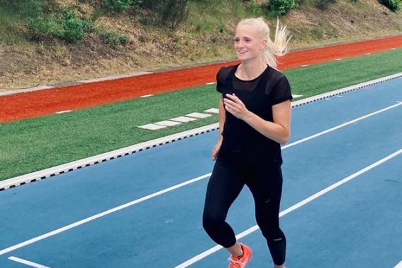 Update Anouk Vetter: topsport in tijden van corona