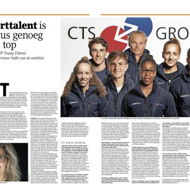 Maak kennis met CTS GROUP Young Talents