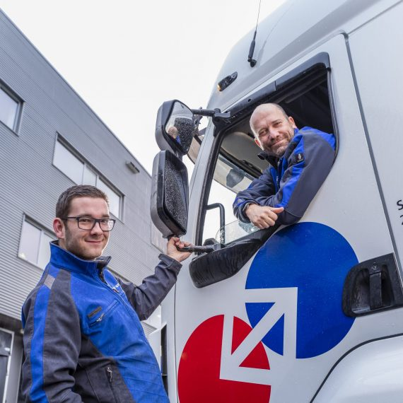 CTS GROUP Distributie- Distribution