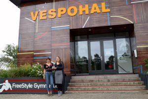 CTS GROUP hoofdsupporter van de Vespohal