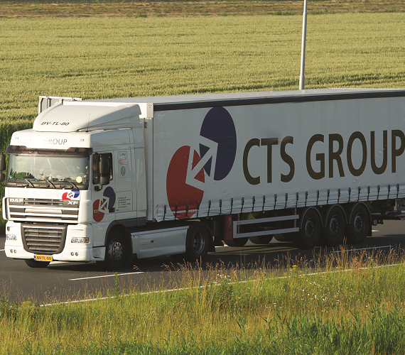 CTS GROUP Palletvervoer
