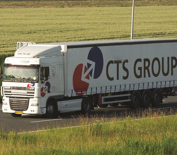 CTS GROUP Palletvervoer