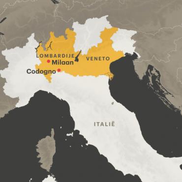 Coronavirus (COVID-19) uitgebroken in Italië