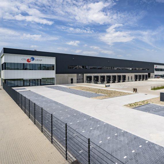 Logistics Center CTS GROUP