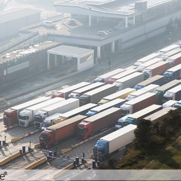 Chaos aan de grens met het VK… En nu?!