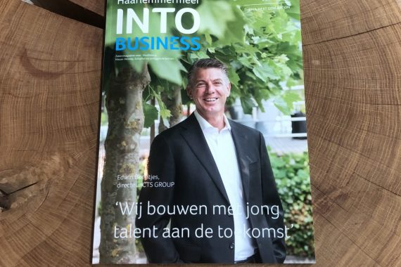 Interview Into Business: next generation