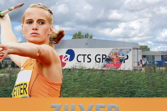 Anouk Vetter wint zilver op Olympische Spelen
