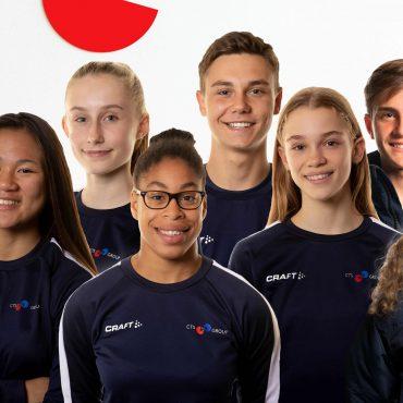 Dit zijn de nieuwe leden van CTS GROUP Young Talents