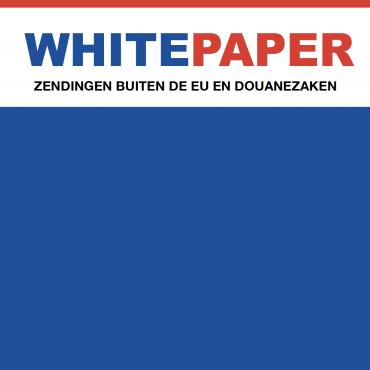 Whitepaper: zendingen buiten de EU en douanezaken