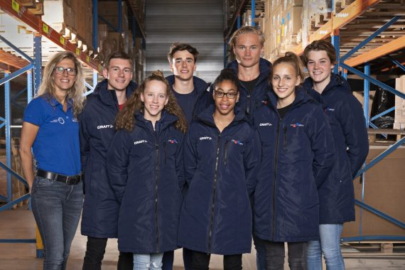 Teamleden CTS GROUP Young Talents bekendgemaakt