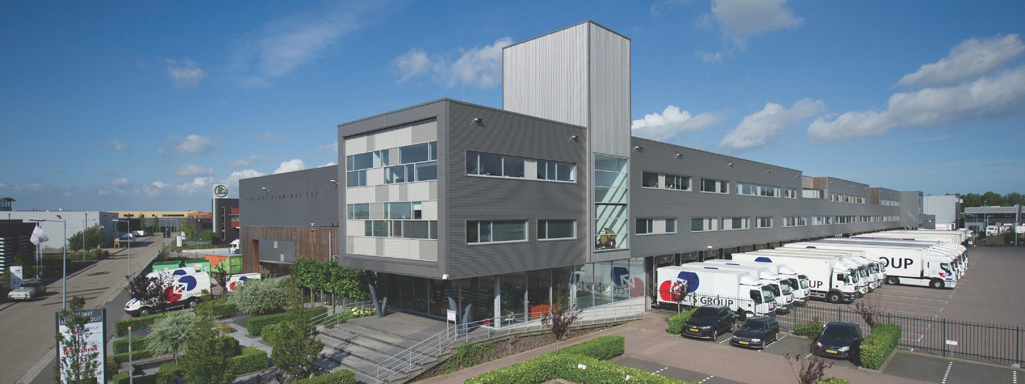 Logistics Centre FT 207