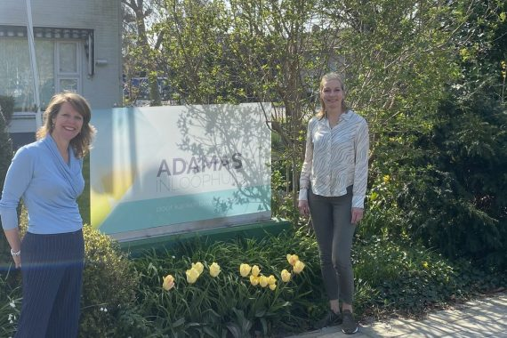 Persbericht: Adamas Inloophuis x CTS GROUP